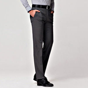 Garment Factory Clothing Men Formal Pants Designs Mens Dress Pants pictures & photos
