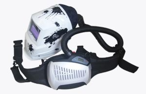 New Design Shine Powered Air Purifying Respiratory Welding Helmet pictures & photos