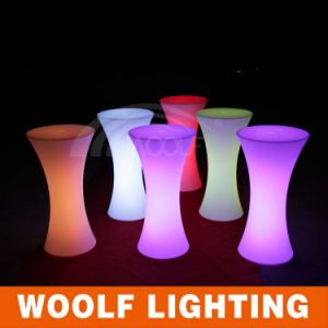 LED Light Party Events Wedding Furniture Set pictures & photos