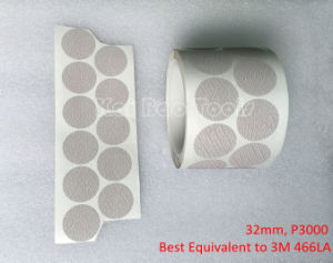 3m 466la Equivalent P3000 Sand Paper in 32mm pictures & photos