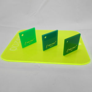 Heat Resistant Plastic PMMA Transparent Acrylic Sheets pictures & photos