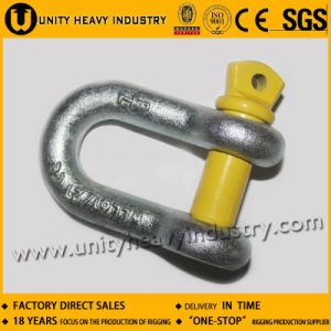 U. S Type G 210 Forged Screw Pin Chain Shackle