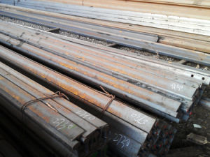 Crane Rail Steel pictures & photos