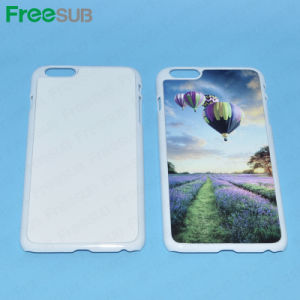 Sublimation 2D Cell Phone Case for IP6 Plus (TP-IP6 plus-BK) pictures & photos