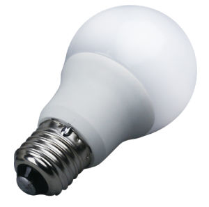 LED Global Bulb 9W Al Coated with PC Housing for Dining Room Bedroom
