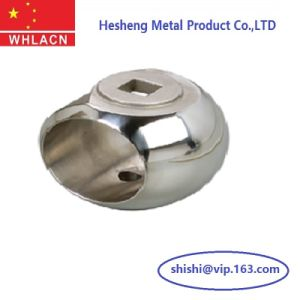 Stainless Steel Precision Casting Flange Valve with Machining pictures & photos