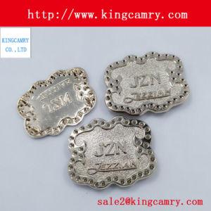 Metal Handbag Label /Bag Logo Label /Bag Plate Label /Dog Tag Label/Shoe Label/Metal Logo Label/Clothing Label pictures & photos