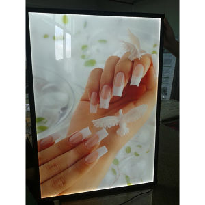 LED Illuminated Advertising Boards LED Light Picture Frames pictures & photos