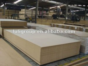 2.7mm 8mm 12mm 16mm 2440*1830 Plain MDF by Germany Production Line pictures & photos
