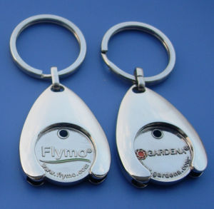 New Design Trolley Coin Key-A001 pictures & photos