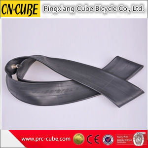 Top Grade Butyl Rubber Bicycle/Motorcycle Inner Tube pictures & photos
