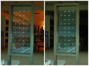 LED Glass for Decoration