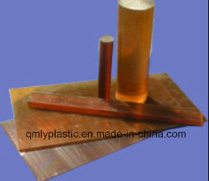 Amber to Transparent Pei Polyetherimide Thermoplastic Resin pictures & photos