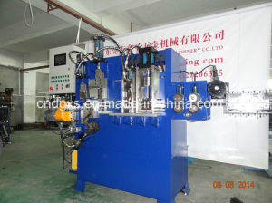 Automatic Hydraulic Metal Wire Brush Handle Making Machine with Threaded pictures & photos