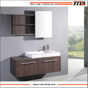 china veneer plywood bathroom cabinet/bathroom cabinet foshan