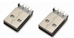 USB 2.0 Connectors with a Type Plug SMT pictures & photos