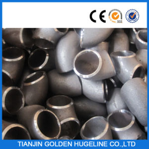 Seamless L/R Elbow Pipe Fittings pictures & photos
