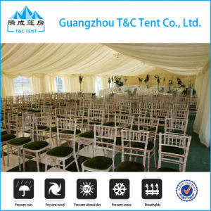 Asian Tube Tube6 2000 People Big Church Tent with Furniture/Floor/Lighting/Ceiling pictures & photos