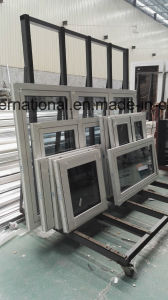 Aluminium Window Casement Swing out Window pictures & photos
