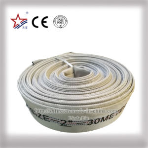 Canvas Water Irrigation Hose for Pump pictures & photos