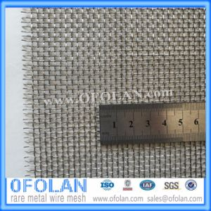Titanium Electrode Mesh 8*8 Mesh pictures & photos