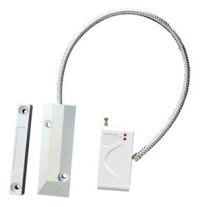 Wireless Shutter Gate Motion Door Detectors---Door Magnetic Contact pictures & photos