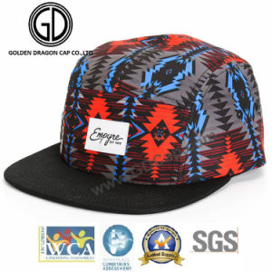 2017 The Newest Popular Snapback Cap Camper Cap with Printing pictures & photos