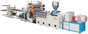 PVC Edge Banding Profile Plastic Product Extrusion Making Machine Line pictures & photos