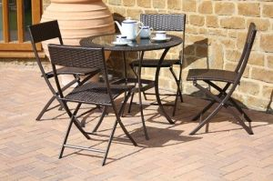 Florida Rattan Bistro Set pictures & photos