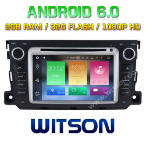 Witson Octa-Core (Eight Core) Android 6.0 Car DVD for Mercedes-Benz Smart 2010-2014 2g ROM 1080P Touch Screen 32GB ROM pictures & photos