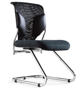 PE Arms Aluminum Base Recliner Executive Mesh Office Chair (HX-LC049A) pictures & photos