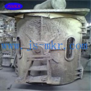 Used 100kg - 5ton Coreless Medium Frequency Induction Melting Furnace pictures & photos