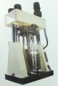 Power Dual or Three Mixing Shafts High Speed Dispersing Mixing Equipment pictures & photos