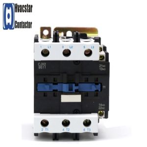 Cjx2-9511-220V Magnetic AC Contactor Industrial Electromagnetic Contactor pictures & photos