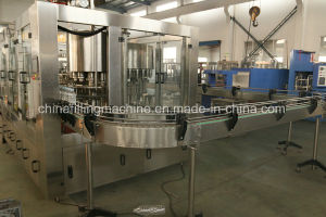 Latest Technology Aerated Water Bottling Filling Machine pictures & photos