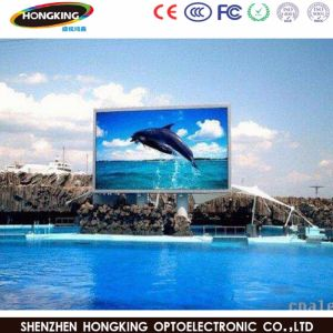 Outdoor SMD P10 Full Color LED LED Display Screen pictures & photos
