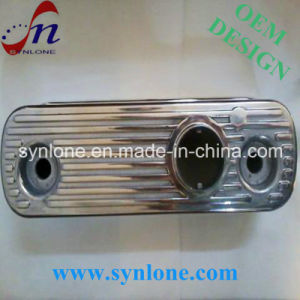Aluminum Die Casting Cover Automobile Part pictures & photos
