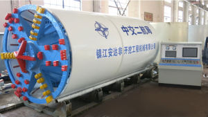 Tpn1500 Slurry Microtunnel Boring Machine/Pipe Jacking Machine