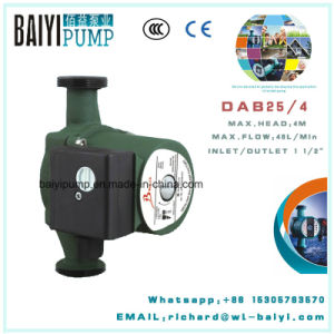 Hot Water Circulation Pump DAB 25-4 pictures & photos