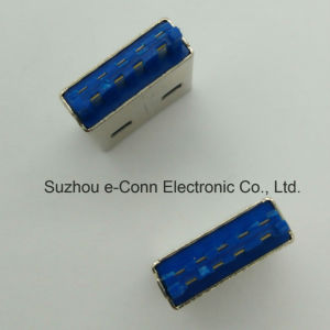 High Speed USB3.0 a Type Solder Connector pictures & photos