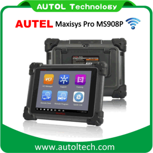 100% Original Autel Maxisys Ms908 PRO Autel Maxidas Maxisys PRO Ds708 Diagnostic System with WiFi Autel Ms908p pictures & photos