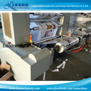 High Quality High Speed Flexographic Printing Machine Chamber Doctor Blade pictures & photos