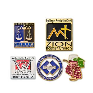 Custom Quality Soft Enamel Lapel Pins Badges Promotion pictures & photos