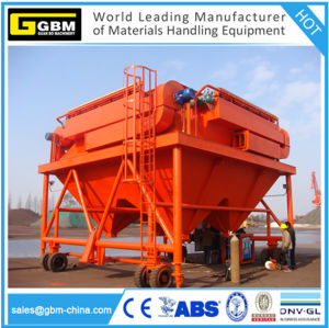 30-50cbm Mobile Dust Proof Hopper Jetty Movable Hopper pictures & photos