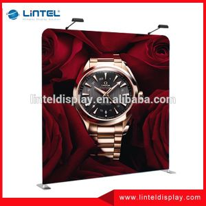 Portable Fabric Back Wall Stand Display pictures & photos