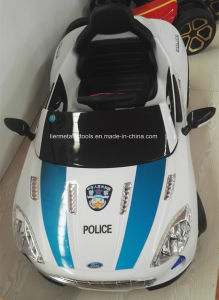 Kid Trax Dodge Charger Pursuit 12V Police Car Ride on pictures & photos