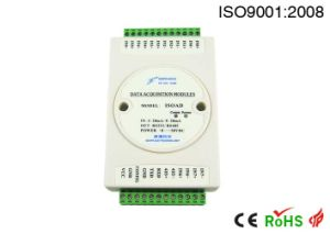 Anti-Interference RS232/485 Isolated a-D Converter 0-20mA/4-20mA to RS485/RS232 Converter (support Modbus RTU) pictures & photos