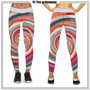 Sports Pants Wholesale Women High Waist Sexy Customized Yoga Wear pictures & photos