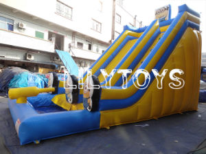 Lilytoys Inflatable Bounce Slide Combo Jumper Slide Inflatable Buy pictures & photos