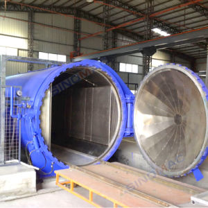 Strong Convection Autoclave for Making Laminated Glass (SN-BGF2650) pictures & photos